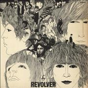 Click here for more info about 'The Beatles - Revolver - 3rd - DR/DR - VG-'