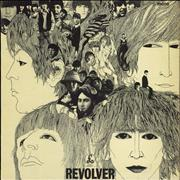 Click here for more info about 'Revolver - 3rd - EX - Dr Sleeve/Doctor Label'
