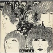 The Beatles Revolver - 3rd - EX UK vinyl LP