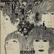 The Beatles Revolver - 3rd - VG UK vinyl LP