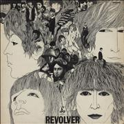 Click here for more info about 'The Beatles - Revolver - 3rd - VG'