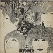 The Beatles Revolver - 3rd - Without 'Sold In UK' text UK vinyl LP