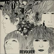 The Beatles Revolver - All Rights UK vinyl LP