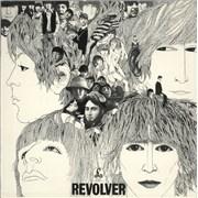 The Beatles Revolver - DMM - EX UK vinyl LP