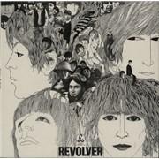The Beatles Revolver - EMI - Fr Lam UK vinyl LP