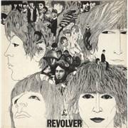 The Beatles Revolver - EMI - Glossy - Demo Stamped UK vinyl LP