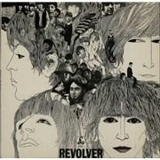 The Beatles Revolver - EMI - Sample UK vinyl LP