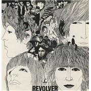 The Beatles Revolver - One Box - EX UK vinyl LP