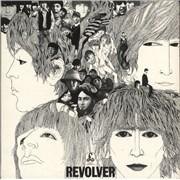 The Beatles Revolver - 1 Box UK vinyl LP
