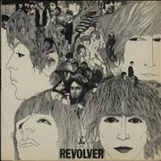 The Beatles Revolver - Pathé - VG UK vinyl LP