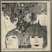 The Beatles Revolver - Reel To Reel UK Reel to Reel