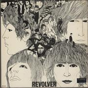The Beatles Revolver - Yellow Odeon Brazil vinyl LP