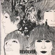 "The Beatles Revolver EP - Green Label Mexico 7"" vinyl"