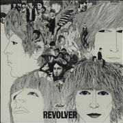 The Beatles Revolver Canada vinyl LP