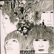 The Beatles Revolver UK CD album