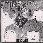 The Beatles Revolver UK CD album