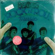 The Beatles Rock 'n' Roll Music - Sealed USA 2-LP vinyl set