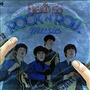 The Beatles Rock 'n' Roll Music USA 2-LP vinyl set