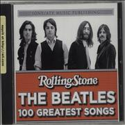 Click here for more info about 'The Beatles - Rolling Stone: The Beatles 100 Greatest Songs'