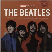 The Beatles Roots Of The Beatles - Red Vinyl UK vinyl LP