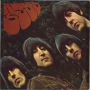 The Beatles Rubber Soul - 1st - EX UK vinyl LP