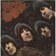 The Beatles Rubber Soul - 1st - G UK vinyl LP