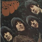 The Beatles Rubber Soul - 2 Box - EMI - EX UK vinyl LP
