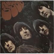 The Beatles Rubber Soul - All Rights UK vinyl LP