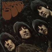 The Beatles Rubber Soul - Loud Cut - G UK vinyl LP