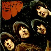 The Beatles Rubber Soul - One Box UK vinyl LP