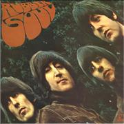 The Beatles Rubber Soul - Pathé UK vinyl LP