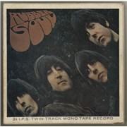 The Beatles Rubber Soul - Reel-to-reel Tape UK Reel to Reel