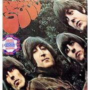 The Beatles Rubber Soul - Sealed Mexico vinyl LP