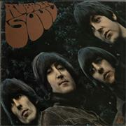 The Beatles Rubber Soul - Two Box - Gram Co - F/B - VG UK vinyl LP