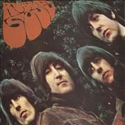 The Beatles Rubber Soul Italy CD album