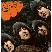 The Beatles Rubber Soul Germany vinyl LP