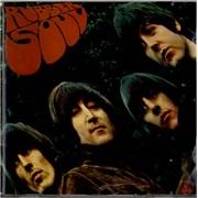 The Beatles Rubber Soul UK CD album