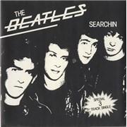 "The Beatles Searchin' UK 7"" vinyl"