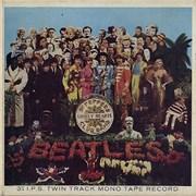 The Beatles Sgt Pepper - Mono Reel-To-Reel Tape - 1st UK Reel to Reel