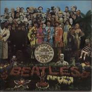 The Beatles Sgt. Pepper's - 1 Box - EX UK vinyl LP