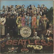 Click here for more info about 'Sgt. Pepper's - 1st - Complete - EX'