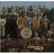 The Beatles Sgt. Pepper's - 1st - G - Complete UK vinyl LP