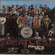 Click here for more info about 'The Beatles - Sgt. Pepper's - 2 Box - All Rights - Barcode - EX'