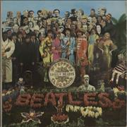 Click here for more info about 'The Beatles - Sgt. Pepper's - 2 Box label - Gram Co - EX'