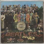 Click here for more info about 'The Beatles - Sgt. Pepper's - 2nd - VG'