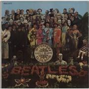 The Beatles Sgt. Pepper's - 70s Issue France vinyl LP