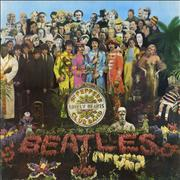 Click here for more info about 'The Beatles - Sgt. Pepper's - All Rights - EX'