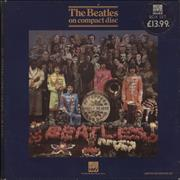 Click here for more info about 'The Beatles - Sgt Peppers - Complete - EX'