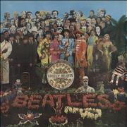 The Beatles Sgt. Pepper's - DMM - EX UK vinyl LP