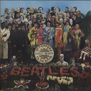 The Beatles Sgt. Pepper's - DMM UK vinyl LP